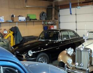 GT in garage 1