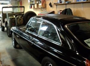 GT in garage 2